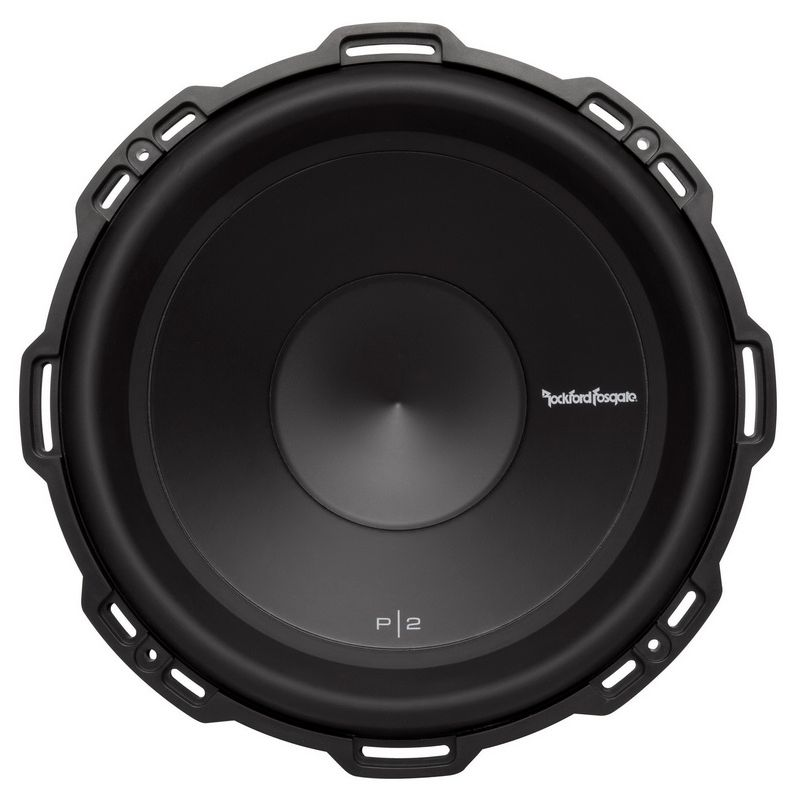 Rockford Fosgate P2D4-Punch Psubwoofer with dual 4